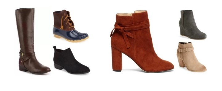 Affordable Fall Boots