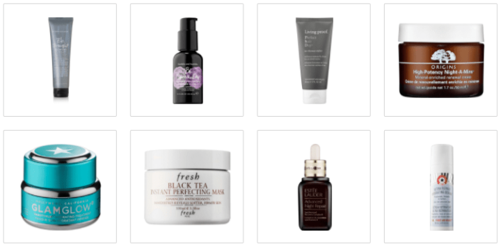 Sephora Sale 2017- Skincare and Haircare